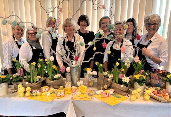 Spring Coffee Morning 2019