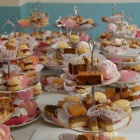 Vintage Afternoon Tea With Fashion Show